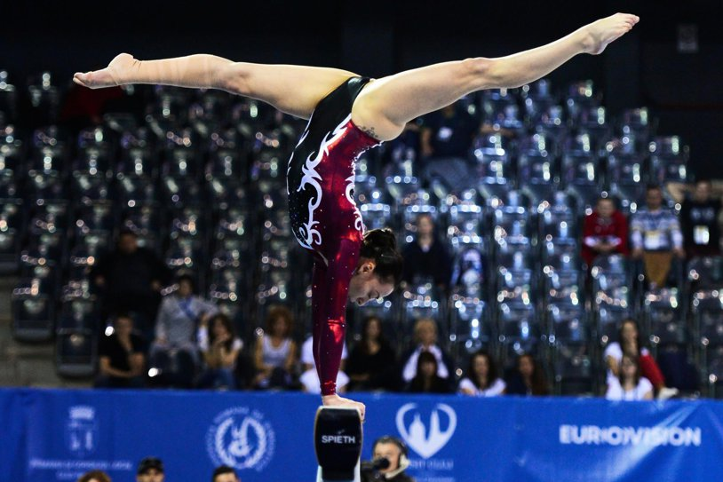 Gimnastică | Europeanul de la Cluj. Juriul de apel a scos-o pe Cătălina Ponor din finala de la sol, după ce i-a revizuit nota!  Larisa Iordache, prima în finala de la bârnă