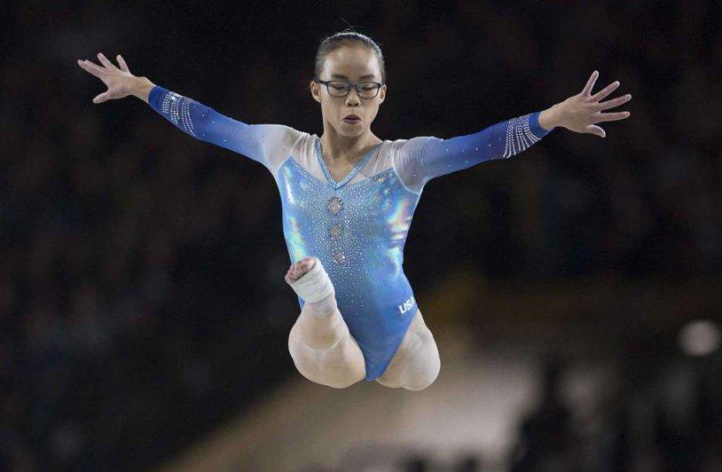 Morgan Hurd este noua campioană mondială la individual compus. Ioana Crişan a ocupat locul 23