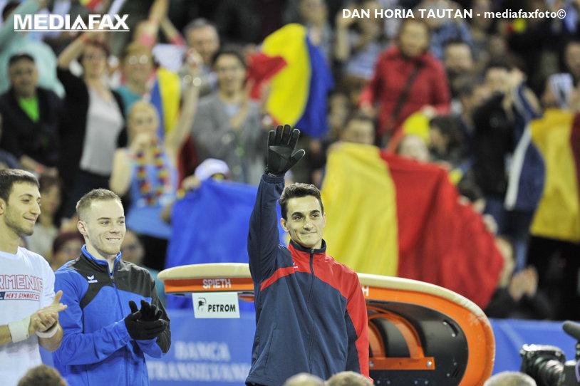 România, fără medalie la CM de la Montreal. Marian Drăgulescu, coborât de pe podium la ultima evoluţie: locul patru în concursul de sărituri, în SINGURA FINALĂ pe aparate cu prezenţă tricoloră. Aur decis la miime