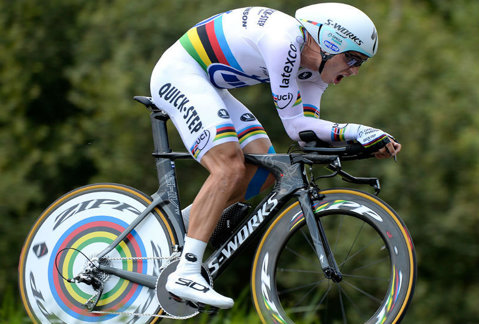 Cine îl opreşte pe Tony Martin? Germanul e mare favorit să iasă campion mondial la contratimp. România crede în Tvetcov