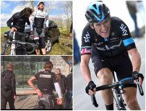 Pavatele sunt mai sărace în 2015! Turul Flandrei şi Paris-Roubaix, fără Boonen şi Cancellara. Elveţianul şi-a fracturat două vertebre în Marele Premiu E3 Harelbeke. Thomas a devenit primul galez care câştigă o cursă clasică în ultimii 119 ani