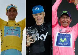 Bătălie epică în Turul Romandiei: Nibali, Froome şi Quintana se luptă în ultima mare cursă dinaintea Giro 2015