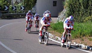 OFICIAL | Primul român din istorie în Turul Italiei. Sergei Ţvetcov, printre cei nouă rutieri ai echipei Androni Giocattoli-Sidermec. Prima reacţie a ciclistului