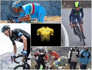 Fantastic Four şi restul lumii! Turul Franţei 2015 promite un spectacol legendar: Contador, Froome, Nibali şi Quintana vin în formă maximă. Cine e favoritul la victorie şi cine ar putea surprinde în Le Tour