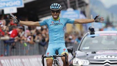 BOOM-BOOM, Astana!!! Landa a câştigat cea mai grea etapă din istoria Vuelta, Aru e noul lider. Quintana a pierdut patru minute, Froome a cedat opt