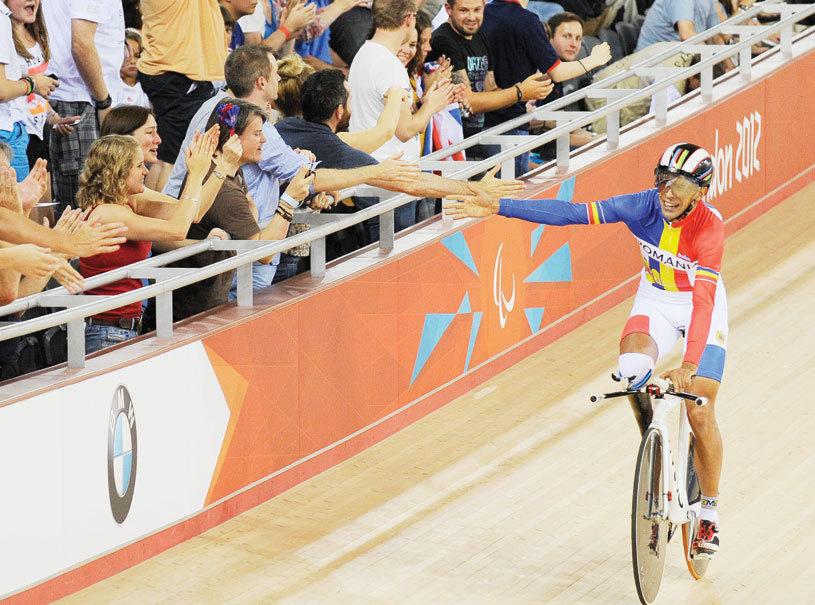 Ciclism | Eduard Novak, singurul campion paralimpic al României, va participa la Turul Valenciei