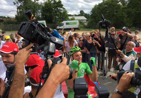 Marcel Kittel face furori la sprint în Turul Franţei! Germanul a ajuns la patru victorii în 10 etape disputate