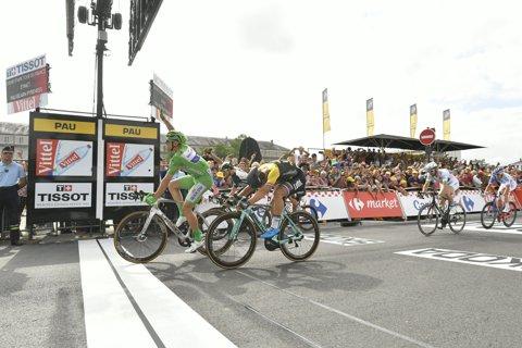 Imbatabil! Marcel Kittel a obţinut a 5-a victorie în Turul Franţei în numai 11 etape, toate la sprint
