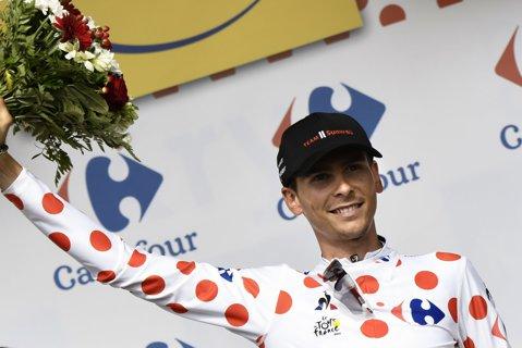 Ziua Franţei şi pe şosea! De 14 iulie, Warren Barguil a câştigat etapa a 13-a din Le Tour, după un sprint cu Quintana, Contador şi Landa. Linişte şi pace în rândul marilor favoriţi