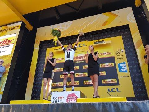 Matthews, etapă perfectă în Turul Franţei! Daniel Martin şi Alberto Contador au pierdut timp important înaintea intrării în Alpi