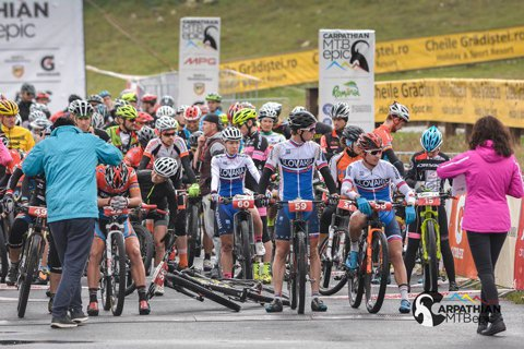 """Slovacia a obţinut cele mai importante trofee după patru zile de ciclism la Carpathian MTB Epic. Două victorii şi pentru România la """"general"""""""