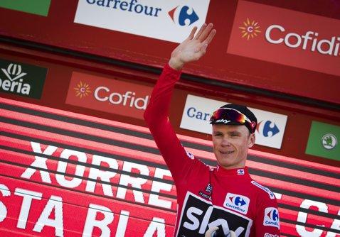 Şoc în lumea ciclismului: Chris Froome a picat un test antidoping în Turul Spaniei! Prima reacţie a britanicului, după anunţul care-i umbreşte o carieră fabuloasă