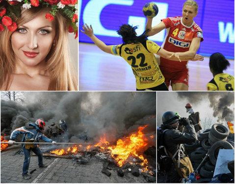"""INTERVIU EVENIMENT Anastasia Pidpalova: """"Lumea nu are ce mânca, de asta a ieşit pe străzi în Ucraina. Preşedintele ţării să plece"""""""