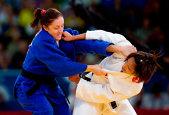 Cei mai buni judoka se bat în România într-un concurs cu miză olimpică. Uşor accidentată, vicecampioana olimpică, Corina Căprioriu este marea absentă a Open-ului European de la Cluj