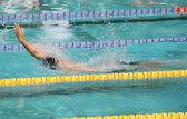 8 recorduri naţionale în prima zi a CN de înot în bazin scurt de la Hunedoara