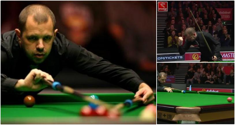 Snooker | Barry Hawkins, primul finalist al Masters-ului: 3 break-uri de peste 100 de puncte şi o rezolvare inspirată a unei poziţii complicate a bilelor colorate au temperat revenirea spectaculosului Judd Trump