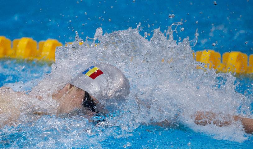 Totul despre înotătorii din lotul naţional! Unde se pregătesc şi la ce concursuri participă. Glinţă, unicul sportiv calificat până acum la JO