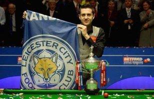 Noapte istorică pentru oraşul Leicester! Englezul Mark Selby a câştigat Campionatul Mondial de snooker, după 18-14 în finala cu Ding Junhui