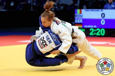 Monica Ungureanu şi Larisa Florian, medalii de bronz la Grand Prixul de judo de la Duesseldorf