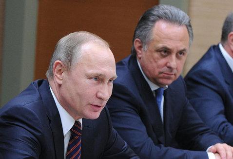 Vladimir Putin susţine că Rusia nu a avut niciodată un program de dopaj sponzorizat de stat