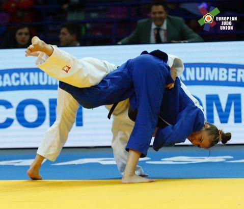 România încheie Europenele de judo cu o medalie de bronz. Preşedintele FRJ, Cozmin Guşă, vorbeşte despre probleme structurale şi anunţă măsuri