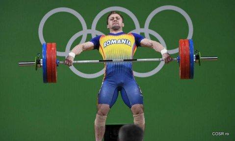 BREAKING NEWS | Halterofilul Gabriel Sâncrăian, medaliat cu bronz la Rio, suspendat opt ani pentru dopaj!