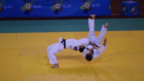 Două medalii de aur pentru România la Campionatele Europene de judo kata din Malta