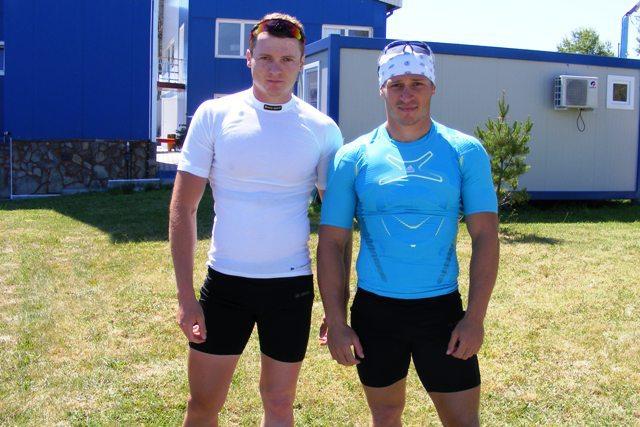 Leonid Carp şi Victor Mihalachi, medalie de argint la Campionatele Europene în proba de canoe dublu - 500 de metri