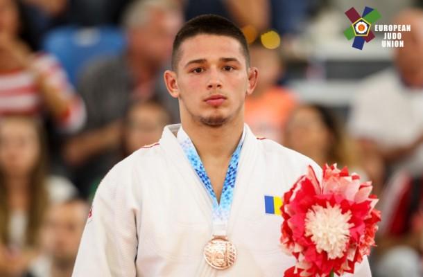 PERFORMANŢĂ | Eduard Şerban şi Luca Kunszabo au cucerit medalii de bronz pentru judoul românesc la FOTE, respectiv Jocurile Francofoniei