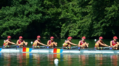 Şase echipaje tricolore la Mondialele de canotaj de la Sarasota. Pariul câştigător – echipajul feminin de 8+1