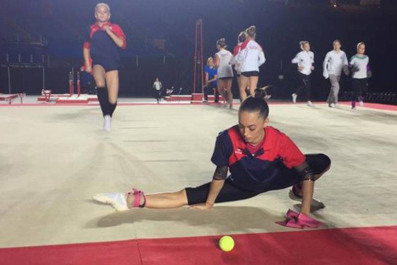 BREAKING NEWS | Cât ghinion! Larisa Iordache ratează Mondialele după ce şi-a rupt tendonul de la glezna stângă!