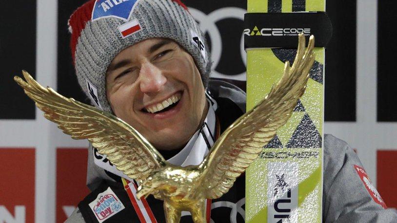 Sărituri cu schiurile | Polonia, la putere în prima etapă a Turneului celor patru trambuline. Kamil Stoch s-a impus la Oberstdorf