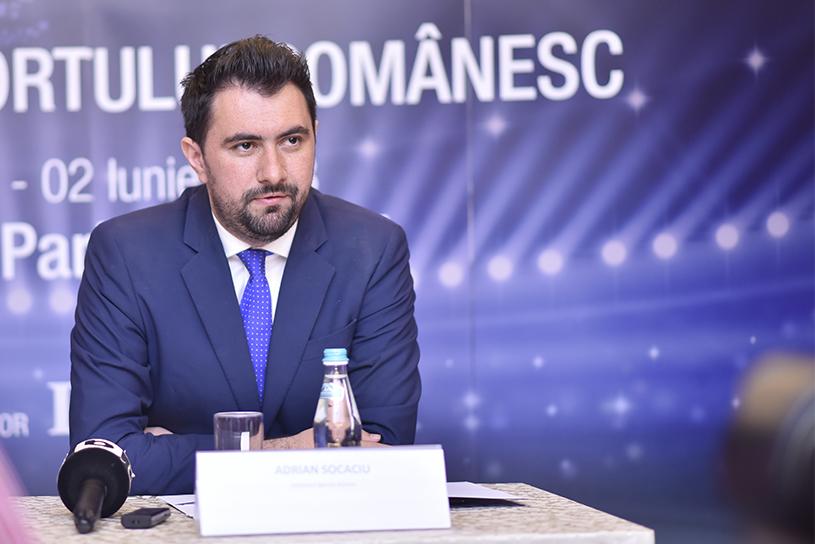 """SPECIAL   FIFA, UEFA, Real Madrid şi Beşiktaş îşi trimit reprezentanţii la Bucureşti. Institutul Sportiv Român prezintă """"Forumul Sportului Românesc"""", un eveniment unic în anul Centenarului Marii Uniri"""