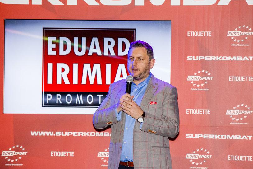 Superkombat a anunţat, la Bucureşti, un acord istoric la nivel global în industria filmelor de acţiune