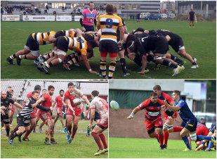 Baia Mare porneşte în trombă SuperLiga de rugby. Dinamo şi Timişoara tremură încă din prima etapă