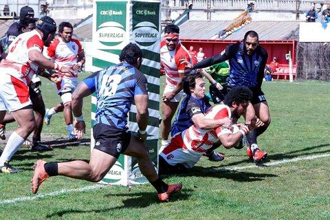 Rugbyul spectacol se mută în Cupa Regelui. Olimpia, Dinamo şi Timişoara în Grupa A, iar Cluj, Steaua şi Baia Mare în Grupa B. Vezi când se joacă primele meciuri