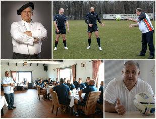 """INTERVIU   Specialist în placaje culinare, maestrul bucătar Horia Vîrlan este pasionat de sportul cu balonul oval: """"Aş asemăna rugbyul cu o tocană vânătorească. Elegant, foarte gustos, dar şi hrănitor"""""""