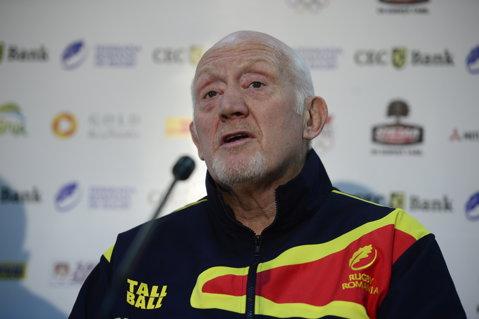 Selecţionerul naţionalei de rugby şi-a prelungit contractul. Lynn Howells, încă doi ani la cârma României