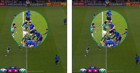 FAZĂ ŞOCANTĂ la CM de rugby | FINISH HIM: KO-ul anului nu s-a dat în box, ci la Franţa - Irlanda. VIDEO