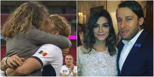 """Au spus """"DA""""! La cinci luni după ce o cerea de soţie pe Wembley, Florin Surugiu s-a căsătorit cu iubita sa, Alexandra! FOTO"""