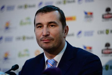 Alin Petrache a fost ales preşedinte al Federaţiei Române de Rugby
