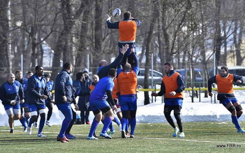 Terenul din Copou a mai făcut o victimă. Naţionala de rugby a României nu va mai juca la Iaşi meciul cu Spania. Unde a fost mutat jocul