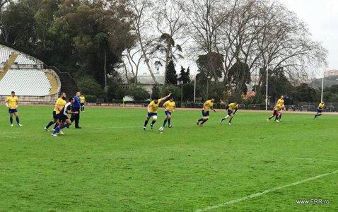 România - Spania, scor 13-3, în etapa a doua din Rugby Europe Championship