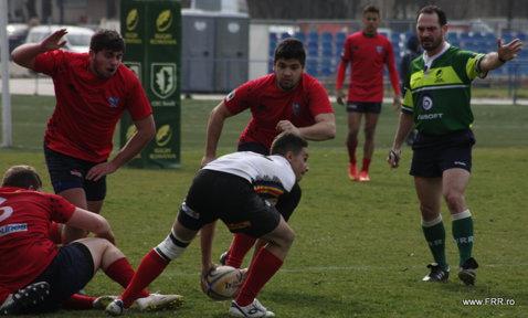 Radu Petrescu, noul preşedinte al Comisiei Centrale de Arbitri din Rugby