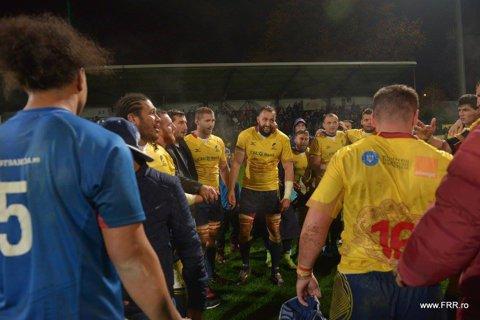 Rugby   România - Samoa 17-13. Tricolorii au revenit senzaţional în ultima jumătate de oră. Săptămâna viitoare, România - Tonga