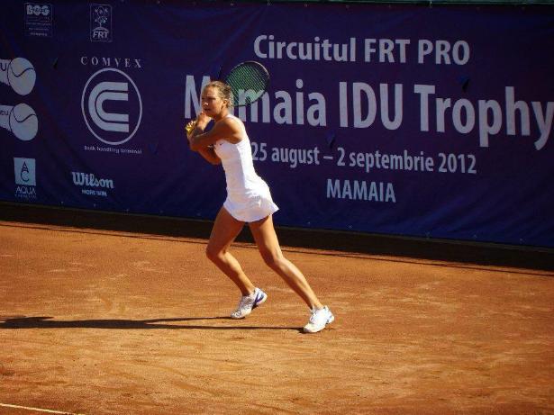 """S-a întors şi a învins! Patricia Ţig are şansa să câştige al treilea trofeu în doar o lună la Antalya: """"Îmi place să risc, ar fi păcat să nu fac asta!"""""""