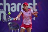 Monica Niculescu, eliminată în semifinale la dublu, la New Haven