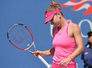 Surpriză de proporţii: Simona Halep, eliminată în turul trei de la US Open, de numărul 121 mondial, Mirjana Lucic. Locul 2 din clasamentul mondial, în pericol