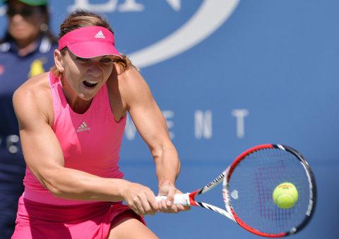 """Simona Halep, după eliminarea de la US Open: """"Nu sunt robot, sunt un om normal"""""""
