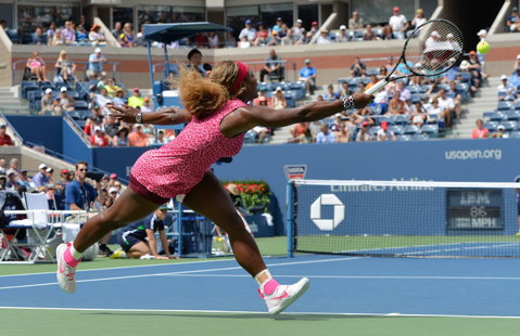 Serena Williams s-a calificat în sferturi la US Open